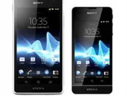 Meet the Xperia GX and SX, Sony's First LTE Phones for Japan