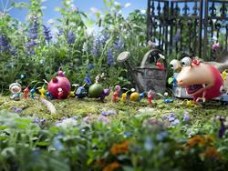 "Pikmin 4 is ""very close to completion?"" When did this happen?"