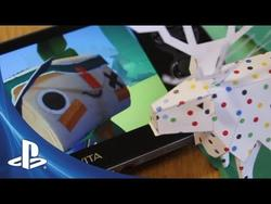 Media Molecule's Tearaway for the PS Vita Announced (Video)
