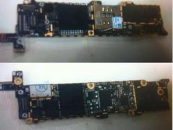 iPhone 5 Logic Board Gets Pictured; Source Says Apple Using A5X Chip