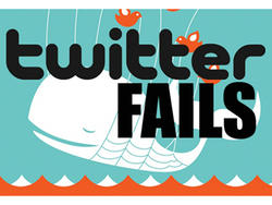 Hall Of Shame: A List of Major Twitter Blunders (i.e., Tweets From Epic Twits)