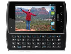 Kyocera Rise Lands on Sprint for $19.99 August 19th; Virgin Mobile for $100 on August 31