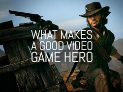 What Makes a Good Video Game Hero?