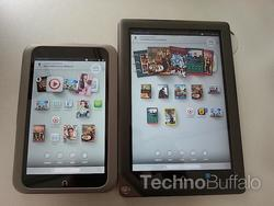 Barnes & Noble Introduces Nook HD and Nook HD+ - Our Hands On! (Gallery)