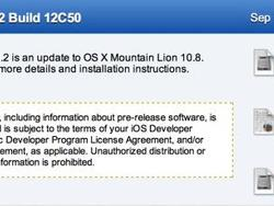 Apple Seeds Another OS X Mountain Lion Beta With Facebook Integration, New Features