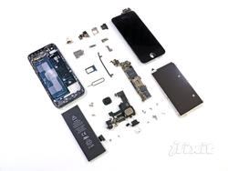 iFixit Teardown Reveals iPhone 5 Could be 'Most Repairable iPhone' Yet
