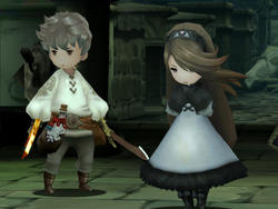 Bravely Default Steals Final Fantasy's Job System in this New Trailer