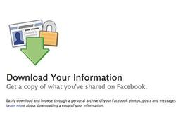 Weekend Project: How To Access All The Data Facebook Has On You