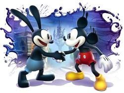 Epic Mickey 2's Paint and Thinner Trailer