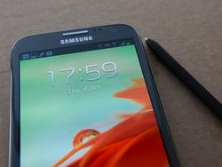 AT&T Galaxy Note II Available Nov. 9 For $300, Pre-Orders Begin Oct. 25