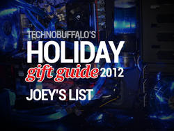 Holiday Gift Guide 2012 - Joey's List