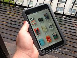 Barnes & Noble Nook HD - First Impressions (Gallery)