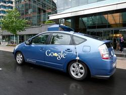 This Is How You Woo Politicians: Google's Self-Driving Car Courtship