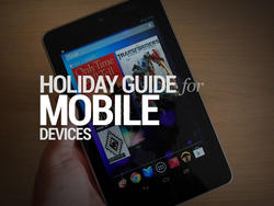 TechnoBuffalo Holiday Guide to Mobile Devices