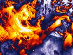 NASA Mixes Art and Science, Turns Sun Into Mesmerizing Impressionist Painting (Video)