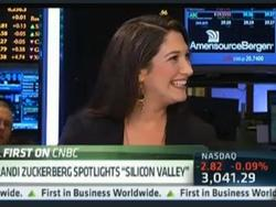 """Randi Zuckerberg: """"People Will Be Pleasantly Surprised"""" About Reality Show """"Start-Ups"""""""