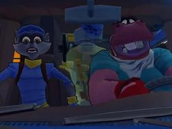 Sly Cooper: Thieves in Time's Costume Trailer