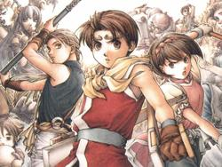 Suikoden Fans Petition for Revival on Facebook