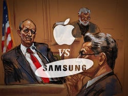 Judge Denies Apple's Request For Permanent Ban on Samsung Products