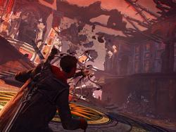 DmC Has Four Additional Levels of Difficulty, Two New Trailers
