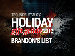 Holiday Gift Guide 2012 - Brandon's List
