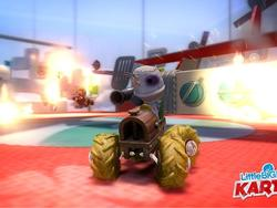 LittleBigPlanet Karting review: Sack Your Engines