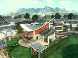 Here's a Look at Nuketown 2025 for Call of Duty: Black Ops II