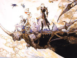 Final Fantasy IV Now Available on iOS, Final Fantasy V and More on the Way
