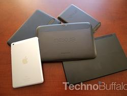 The Five Most Exciting Tablets of 2012