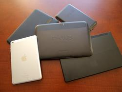 Back to School Guide 2013: Tablets