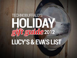 Holiday Gift Guide 2012 - Lucy's & Eva's List