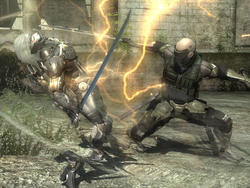 Metal Gear Rising Media Blitz - Sewers and Giant Robots