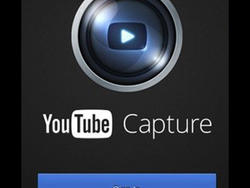 """YouTube Capture for iOS: Faster Than You Can Say """"Shoot, Edit & Share"""""""