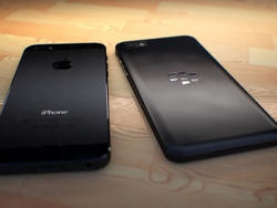 Is Apple in Trouble as Focus Turns to BlackBerry 10?