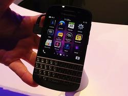 Sorry BlackBerry Q10, but QWERTY Fans Are an Endangered Species