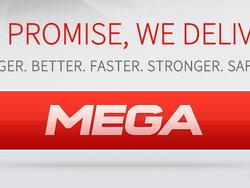 Mega Online Storage Service Exits Beta with New Design and Features