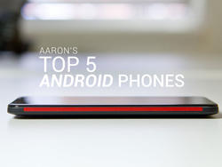Top 5 Android Smartphones (January 2013 Edition)