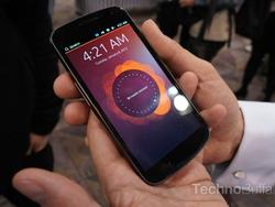 Canonical CEO Says to Expect First Ubuntu Phone Early Next Year