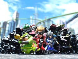 Platinum Games Flaunts Their 2013 Line Up in Spectacular Showreel