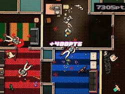 Hotline Miami Coming to the PlayStation 3 and PS Vita This Spring