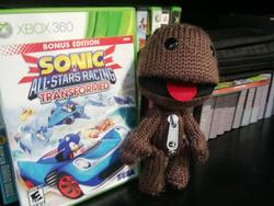 Rumor: LittleBigPlanet 3 Being Worked on by Sonic All-Stars Racing Team