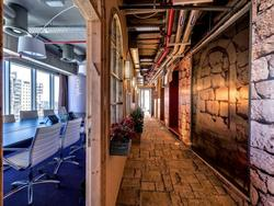 Workplace Envy: Google's Gorgeous Tel Aviv Office