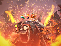 Rayman Legends Delayed to September, Launching for Wii U, 360 and PS3