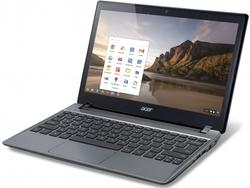 Acer Bumps C7 Chromebook's Battery Life, RAM and Price ($280)