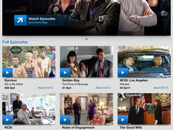 CBS Finally Launches Video App for iPhone and iPad