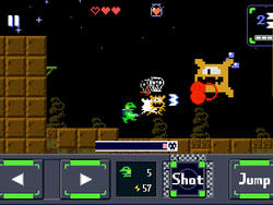 "Cave Story Creator Reveals His Latest Game, ""Gero Blaster"""