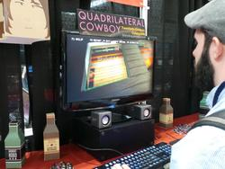 Quadrilateral Cowboy Hands-On - Well, This Was Amazing