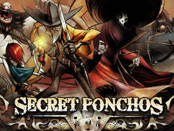 """Western Multiplayer Title """"Secret Ponchos"""" Announced for XBLA and PSN"""
