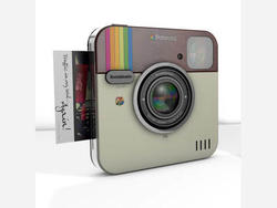 If Polaroid and Instagram Had A Love Child: Meet Socialmatic's Instant Digital & Film Camera