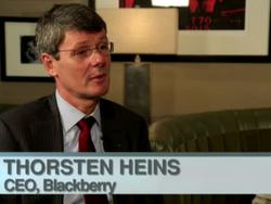 BlackBerry CEO Hints About Company's Mobile Future: The Phone/Tablet/Computer All-in-One